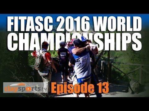 Claysports – FITASC World Championships, Italy 2016 – full report