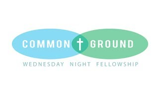 First Night at Common Ground