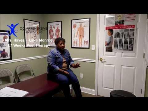 Mrs. Haynes - Knee Pain