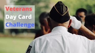 Veteran's Day Gratitude Card Challenge - Better World Wednesdays