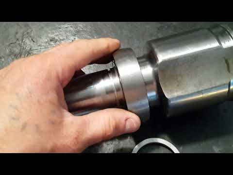 Форд Фокус 2 подвесной подшипник привода, биение (Омск)