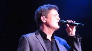 Sacred Emotion - Donny Osmond - Atlantic City - March 2016