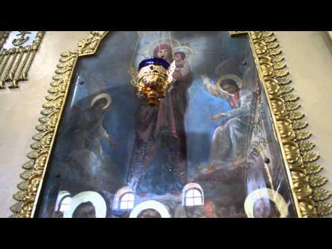 Спасское церковь тульская область