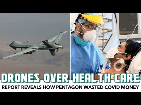 Report Reveals How Pentagon Wasted COVID Money