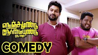 Nenjamundu Nermaiyundu Odu Raja Comedy Scenes   Rio Raj   RJ Vigneshkanth   Shirin   Mayilsamy