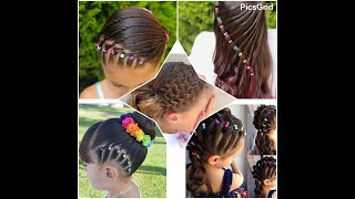 Cute Baby Hairstyles|| Easy Hairstyles For Little Girls ||Baby Hairstyles For Short Hairs 2020