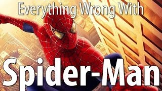 Everything Wrong With Spider-Man In 11 Minutes Or Less - dooclip.me