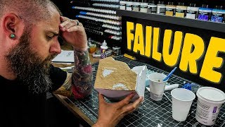 FAILURE...is An Experiment Gone Wrong A SUCCESS?
