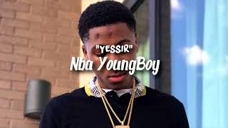 YoungBoy Never Broke Again   Yessir *Clean*