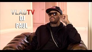 """DJ Paul: We Almost Died While Making """"Sippin' On Some Syrup"""""""