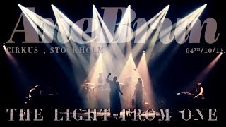 Ane Brun - The Light From One (live at Cirkus Stockholm)