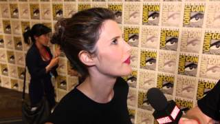 After the Panel: Cobie Smulders On Having Fun at Comic-Con 2014