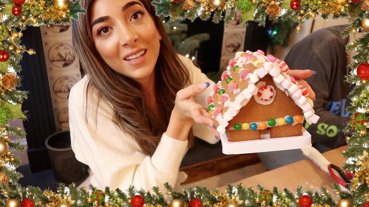 FESTIVE DIY BAKING AT HOME! | Amelia Liana