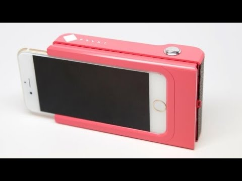 polaroid attachment for iphone prynt cases turn smartphones into a polaroid like 8890