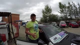 Tourerv vs Subaru wrx sti задний привод