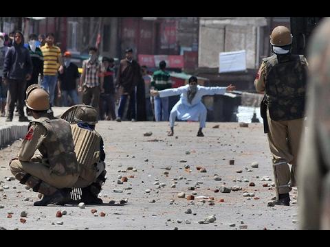 جموں کشمیر میں بھارتی بربریت