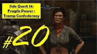 Elex - Fragile Power Tramp Confederacy - A Big Coup - Fat Loot - Waiting on Rat