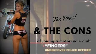 The Pros and Cons of Joining A Motorcycle Club