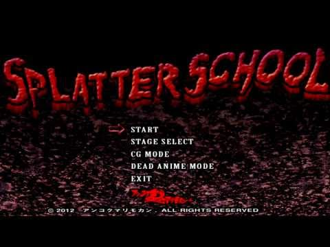 Splatter school скачать.