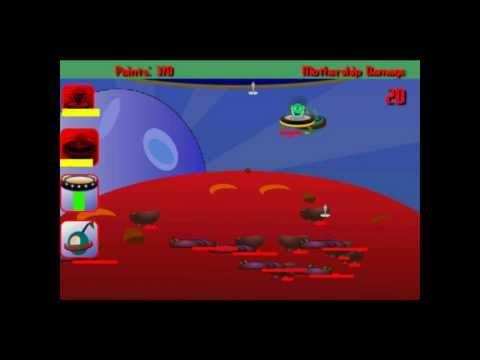 Video of Alien Devastation