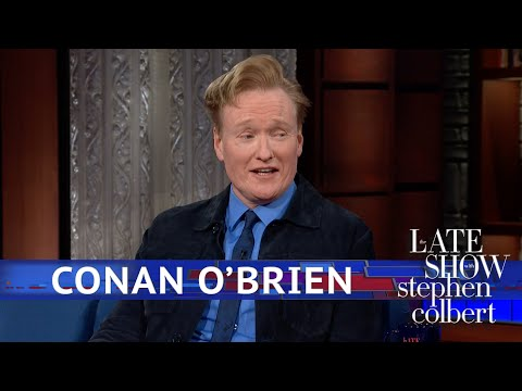 Conan O'Brien's DNA Test Stunned His Doctor (видео)