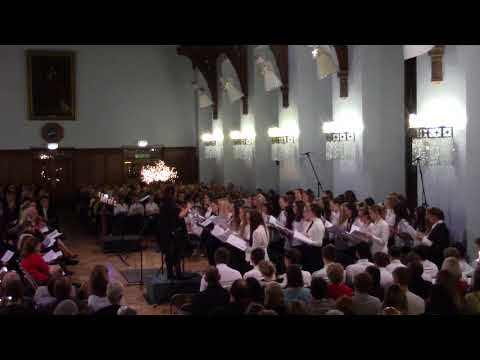 Seal Lullaby - Senior Choir, Ceremony of Carols 2017