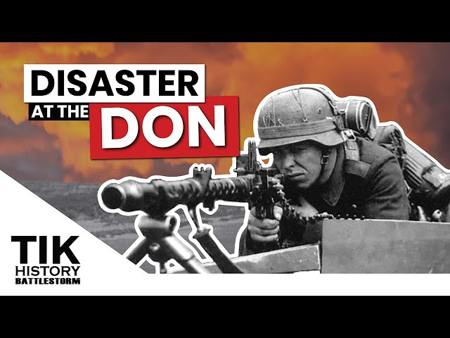 BATTLESTORM STALINGRAD S2/E5 - Disaster at the Don