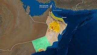 Oman - Geography