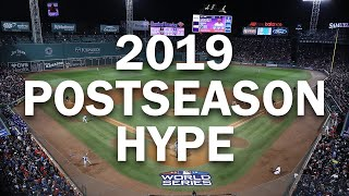 "2019 MLB Postseason Hype - ""Born For This"""