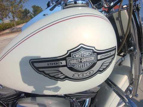 2003 Harley-Davidson® Heritage Softail® Classic FLSTC