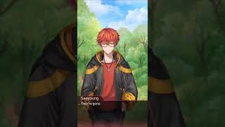 secret ending 1 // mystic messenger