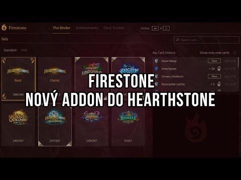 Firestone - Nový addon do Hearthstone