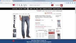 How to use Macy's Coupon