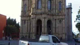preview picture of video 'Templo de San Antonio, Aguascalientes, AGS'