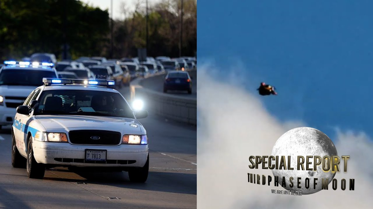 Chicago Police Chase UFO! These World Wide Events Just Happened! 2020