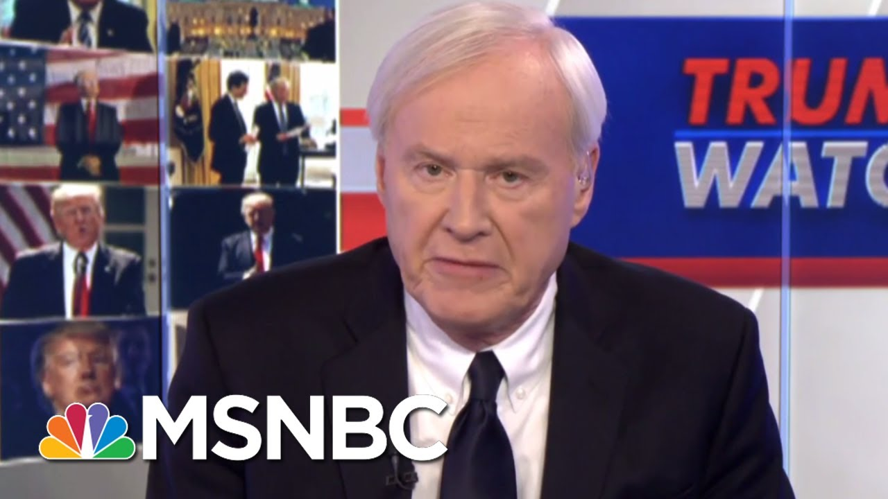 Trump Watch: The Real-World Consequences Of President Donald Trump's Decisions | Hardball | MSNBC thumbnail