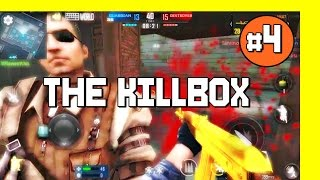 The Killbox Arena  Android Gameplay /Treinando Em Chinese Village Com AK47 Dourada