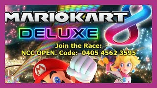Mario Kart 8 Deluxe - Wednesday Night Racing [Coffee Time Livestream w/EDDY]
