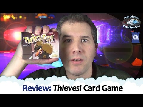The Dice Tower Thieves Review with Chaz Marler