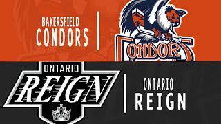 Condors vs. Reign   Mar. 27, 2021