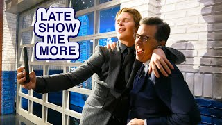 LATE SHOW ME MORE: I Was Not Expecting That!