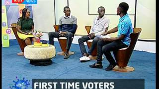 What will influence first time voters in this year's general elections? Youth Cafe pt 1