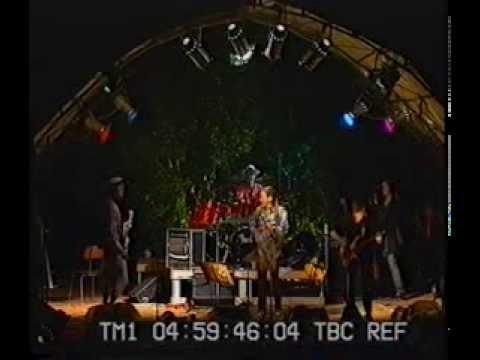 The Gang Corporation - On a warm gun ( Live )