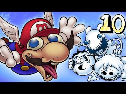 Oney Plays Super Mario 64 WITH FRIENDS - EP 10 - Jesse Pikmin