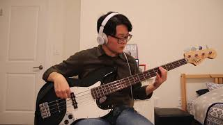 Cuco   Feelings (Bass Cover With Tabs)