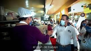 Gerson Almeida Visita Imbabura 15 de Diciembre del 2020