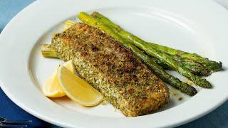 Zesty One Pan Salmon • Tasty