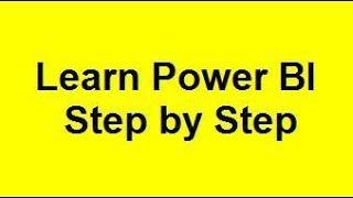 power bi tutorial for beginners