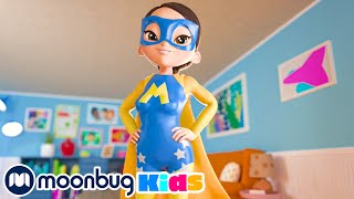 Super Mommy Song | BRAND NEW | Little Baby Bum | Cartoons and Kids Songs | LBB | Songs For Kids