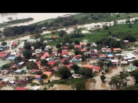 Red alerts issued due to flooding, landslides in Costa Rica